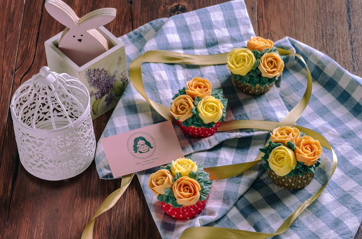 Bouquet Cupcake JESBAKES