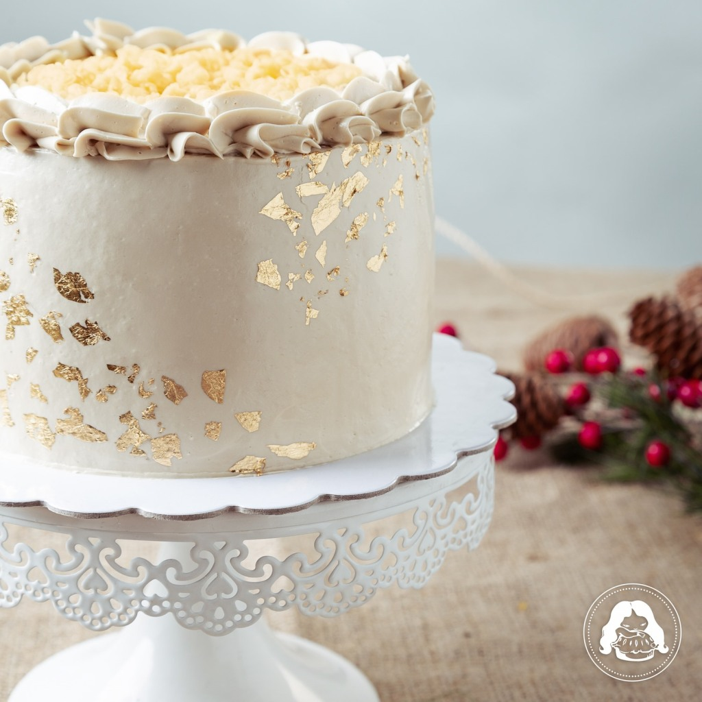 Dulce de Leche Cake Quezo de Bola JESBAKES link