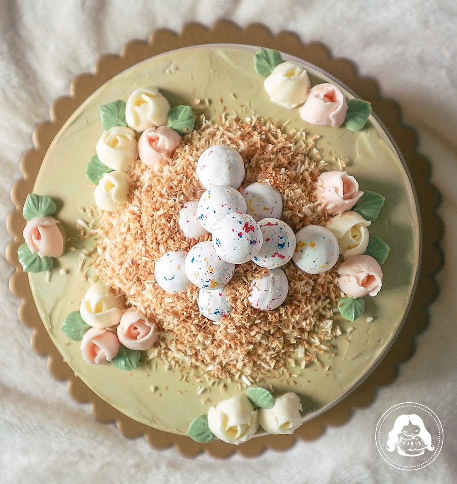 Easter Themed Cake JESBAKES