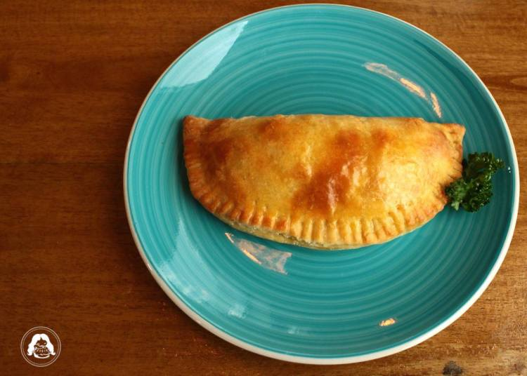Herbed Chicken Baked Pie JESBAKES