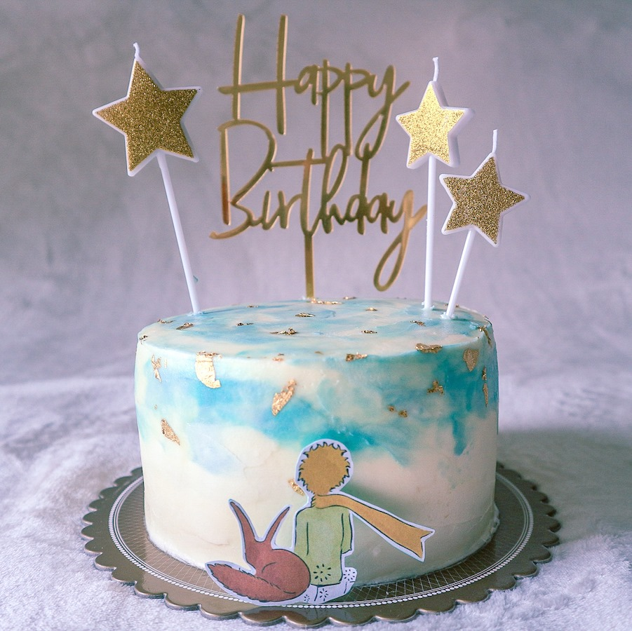Little Prince Cake JESBAKES