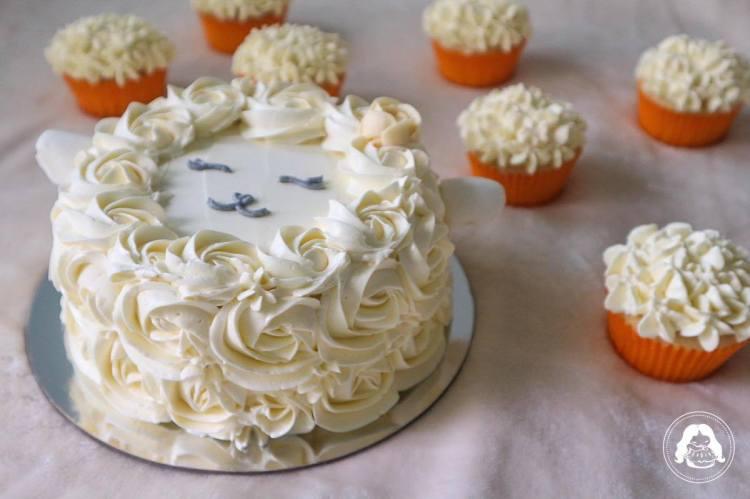 Sheep Design Cake JESBAKES