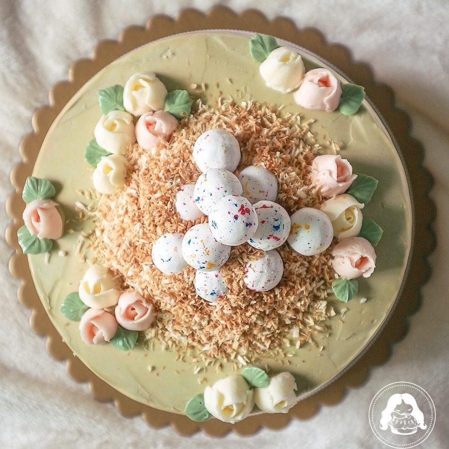 Easter Themed Cake JESBAKES