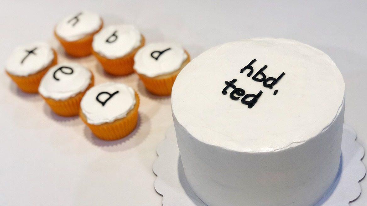 Minimalist Cake Design JESBAKES